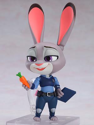 Figuras: Nendoroid de Judy Hopps de Zootopia - Good Smile Company