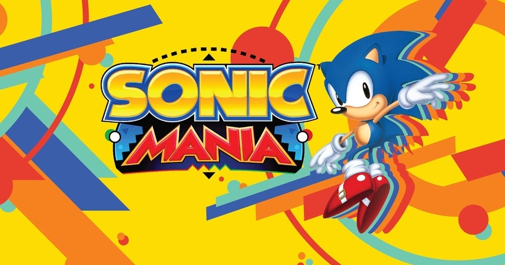 Sonic Mania Multi Tem Lan 231 Amento Confirmado Para 15 De