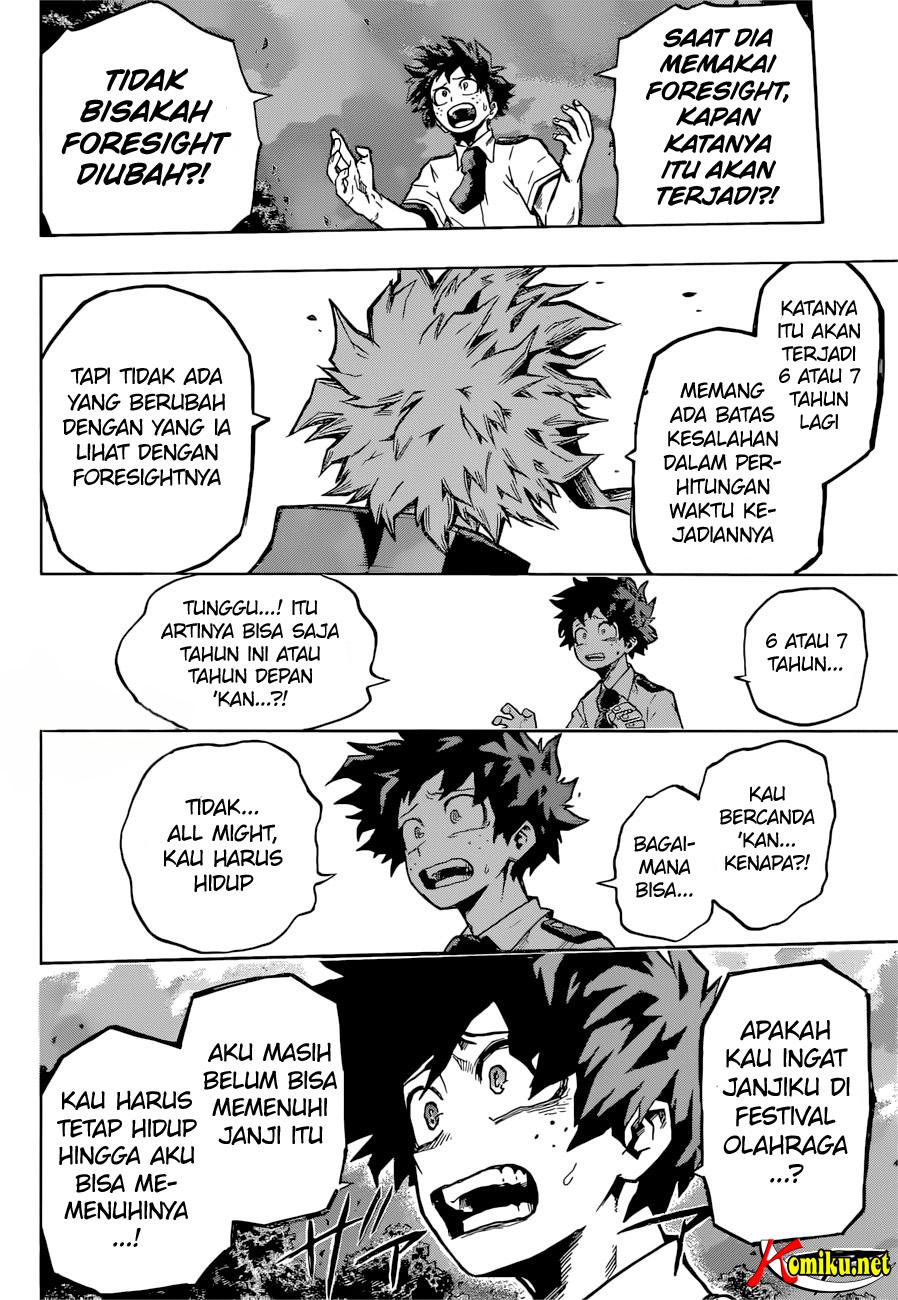 Boku no Hero Academia-indonesia