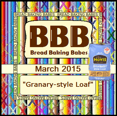 Granary-style Loaf Bread Baking Babes March 2015