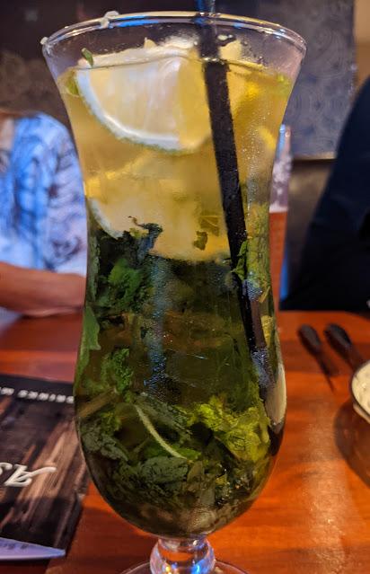 Asmara Blyth Review  - cocktail