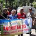 Babinsa Hargotirto Laksanakan Monitoring Dropping Air Bersih