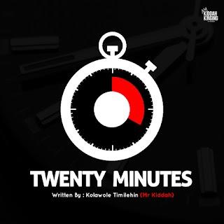SHORT STORY: TWENTY MINUTES