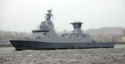 Navy's SA'AR-6