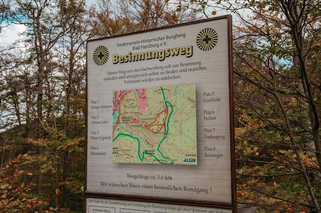 Besinnungsweg Bad Harzburg  Genusswandern im Harz  Wanderung-Harz 01