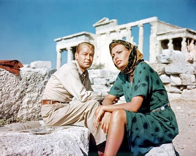 Σινεμά: η πρώτη ξένη παραγωγή που γυρίστηκε στην Ελλάδα