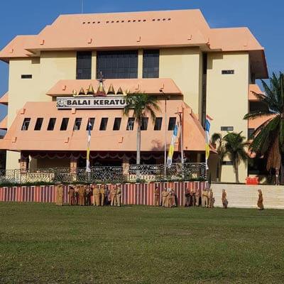 Kantor Gubernur Lampung