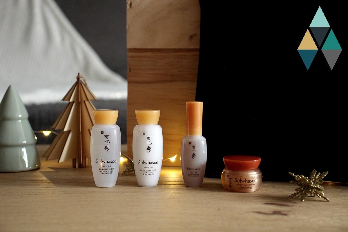 avis et test rituel beauté coréen visage naturel Sulwhasoo