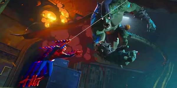 6 Musuh Spider-Man di Film Spider-Man Into the Spider-verse