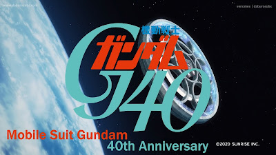 MS Gundam 40th Anniversary G40 Project Subtitle Indonesia