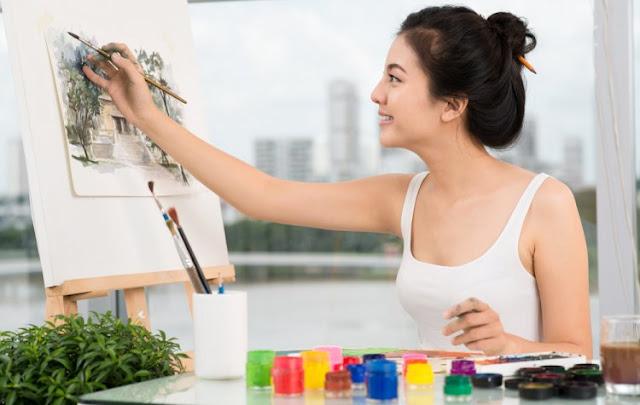 tingkatkan bakat dengan mengolah kreativitas