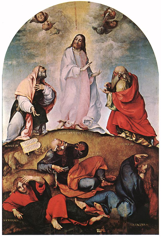 Servant of the Word: Feast of the Transfiguration of the Lord