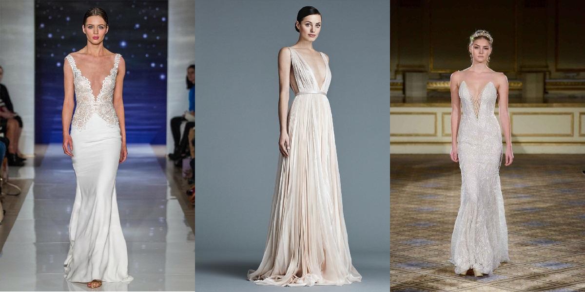 13878e787e0cb4 Весільні сукні 2017. Фото головних трендів весільної моди - iLady