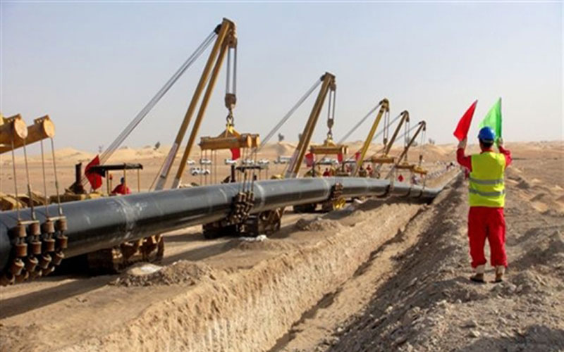 <UAE to build oil pipeline linking Eritrea&rsquo;s port city of Assab and Addis Ababa