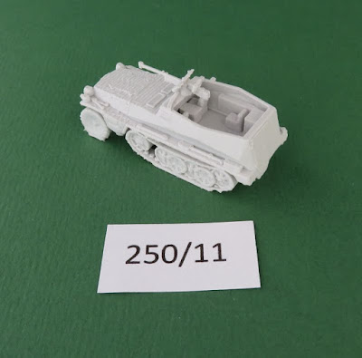 Sd Kfz 250/1 to 11 picture 20