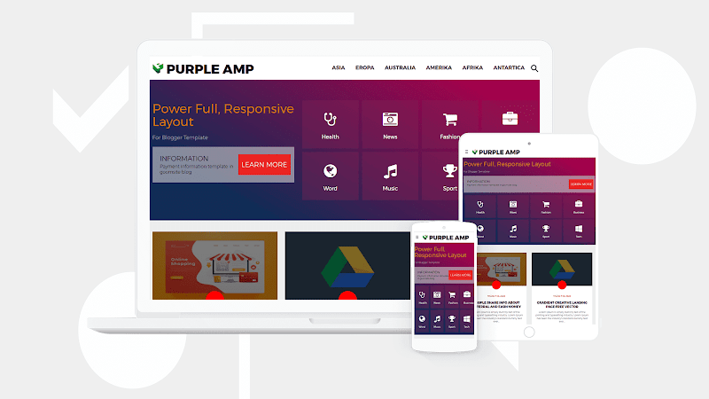 Purple AMP Premium