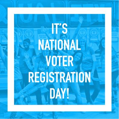National Voter Registration Day Wishes
