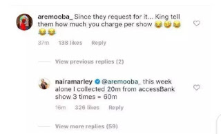 I Charge N20million Per Show, Made N60million This Week Naira Marley Reveals