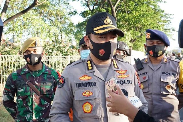 Surabaya Raya Menjadi Prioritas Operasi Yustisi