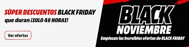 Mejores ofertas 03-11 Black Noviembre de Media Markt