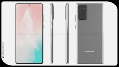 Samsung Galaxy Note 20 Renders Surfaced Online, Virtual Release Event Also Tips For August: Check Everything Here