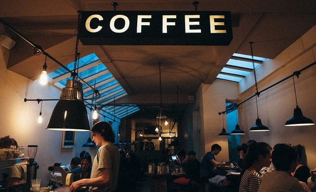 steps how to open a coffee shop launch cafe startup