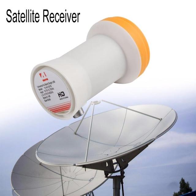 Hight quality Full HD DIGITAL KU-BAND Universal Single LNB Satellite LNB satellite receiver lnb 9.75/10.6KU ku lnb 1 Output LNBF