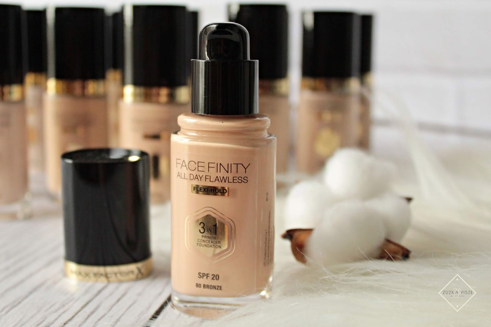 Max Factor podkład Facefinity All Day Flawless 3 w 1