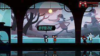 تحميل Night in the Woods لعبة برابط واحد مباشر للكمبيوتر