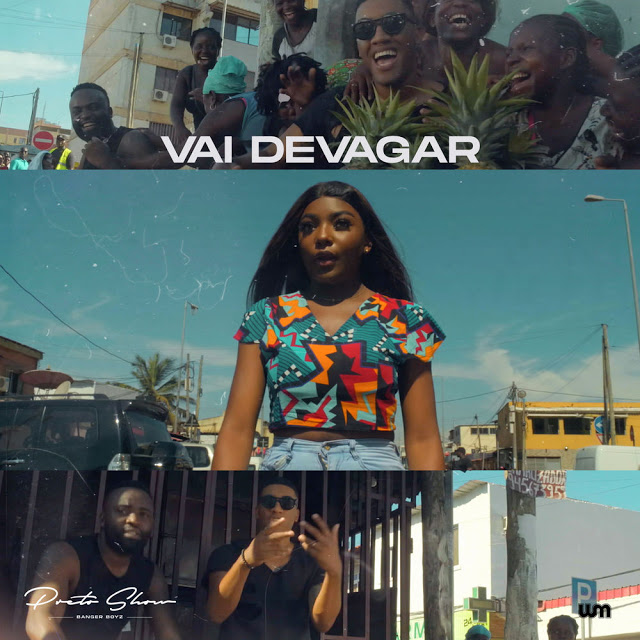 Preto Show Feat. Anselmo Ralph - Vai Devagar (Afro Pop) [Download]