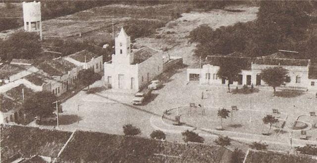 Foto histórica de Itacuruba-PE