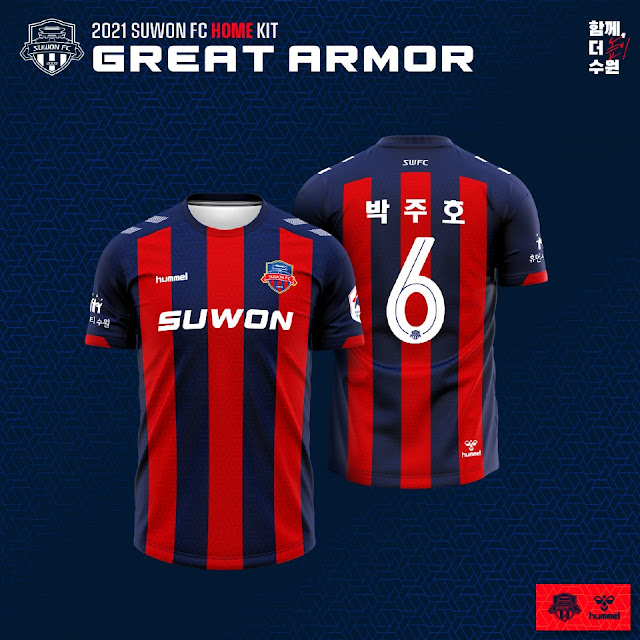 Suwon FC 2021 Kits