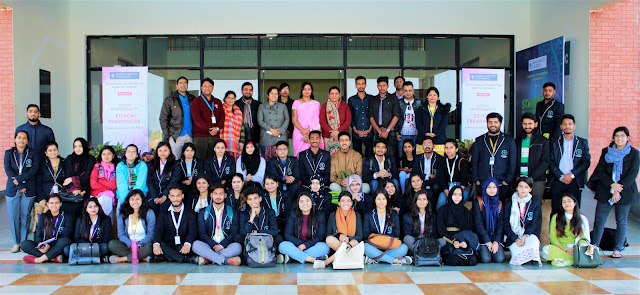 """""""Social Responsibilities and Ethical Framework"""" – A Special Programme Organized by JLU School of Humanities and Social Science"""