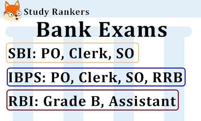 Bank Exams 2021