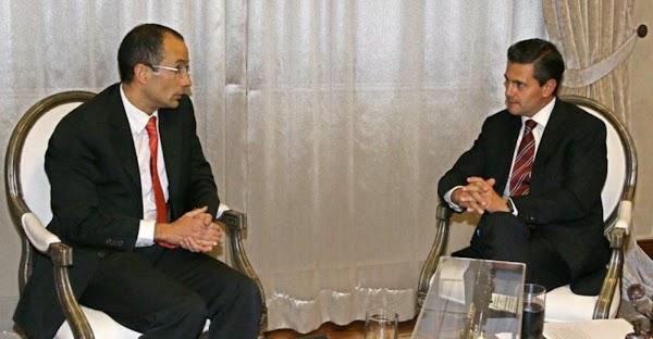 EPN se reunió con Odebrecht justo después de que Lozoya recibiera los sobornos.