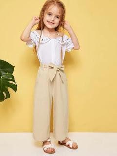ملابس طفلة ، فساتين طفلة ، ملابس أطفال