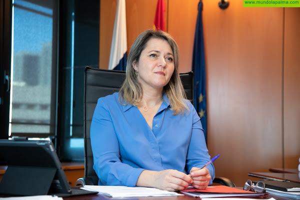 Vanoostende destaca el trabajo conjunto para garantizar los fondos del POSEI