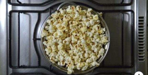 Comer palomitas ayuda a adelgazar y a reducir el colesterol