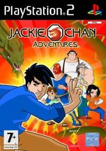 Jackie Chan Adventures (PT-PT) PS2