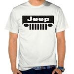 Kaos Distro Pria Jeep SK52 Asli Cotton