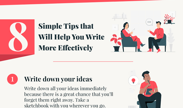 Simple Tips to Help You Write More Efficiently