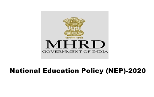 National Education Policy (NEP) 2020, (10+2) Education System Is Replaced By (5+3+3+4) System