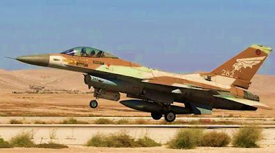 F-16 A B Israel