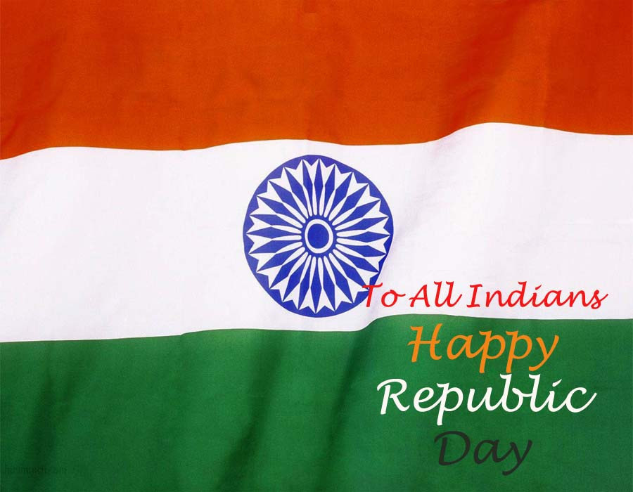 Gandhi Ji With Indian Flag Hd: HD Wallpapers Fine: Happy Republic Day Hd Wallpapers