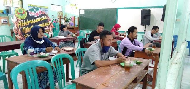 Workshop Kurikulum K13 dan Kurikulum Covid-19.