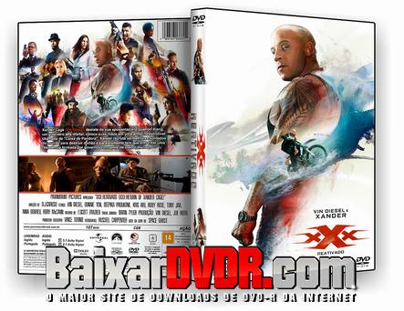 xXx Reativado (2017) DVD-R OFICIAL