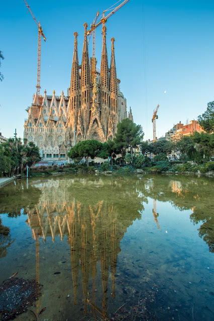 Best Photography Spots Barcelona