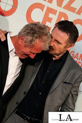 Liam Nesson y Hans Petter Moland