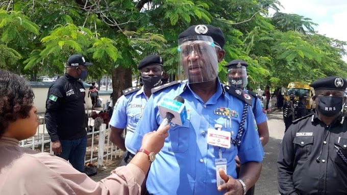 Policemen Ordered To Enforce 12am To 4am Curfew Ahead Of Crossover Into 2021
