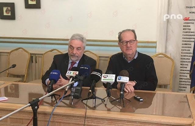 Επιβεβαιώθηκε από τον διευθύνοντα σύμβουλο της ΤΡΑΙΝΟΣΕ το ενδιαφέρον για την γραμμή Κόρινθος - Ναυπλιο -Τρίπολη